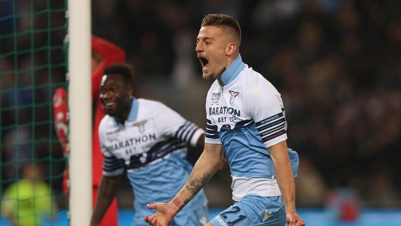 Coppa Italia, l'albo d'oro aggiornato: settima volta per la Lazio