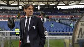 Inzaghi: «Mi godo la Coppa Italia». Lotito: «Lui resta»