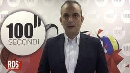I 100 secondi di Pasquale Salvione: De Rossi, la rabbia dei tifosi della Roma