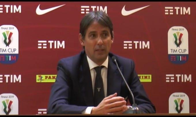 """Inzaghi: """"Alla Lazio so di essere apprezzato"""""""