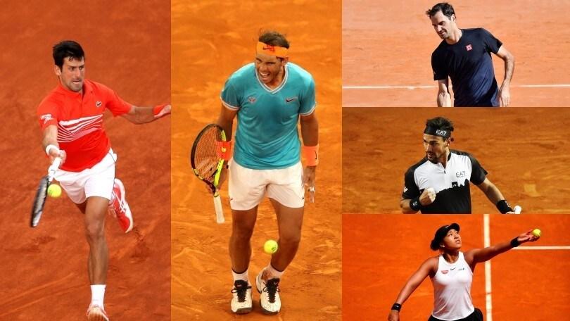 Servizio di incontri di tennis