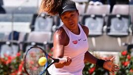 Tennis, Internazionali d'Italia: tutto facile per Naomi Osaka. Muguruza agli ottavi