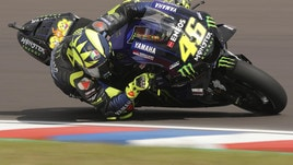 MotoGp, Le Mans: vola Marquez, Dovizioso e Rossi ad alta quota