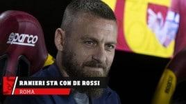 Roma, Ranieri sta con De Rossi