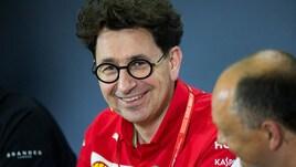 F1 Ferrari, Binotto: «Possiamo colmare il gap con la Mercedes»
