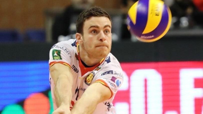 Volley: Superlega, Riccardo Goi è il libero di Monza