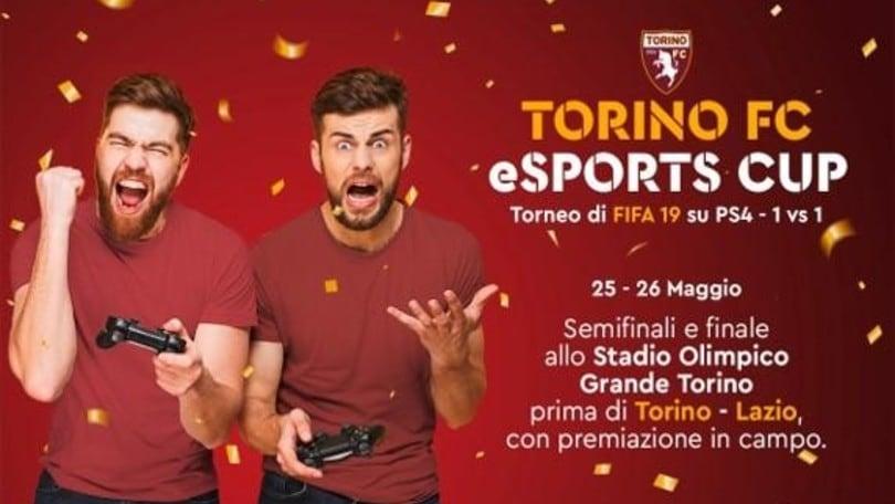 Il Toro sbarca negli eSports: Ecco la Torino FC eSports Cup