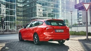 Ford Focus ST wagon: foto