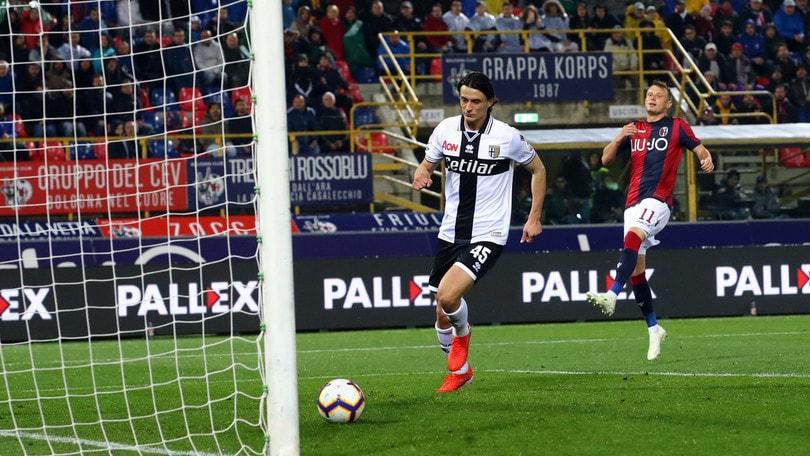 Biabiany e Inglese, allenamento a pieno regime con il Parma