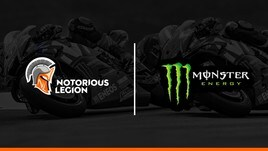 Notorious Legion e Monster insieme: avviata la collaborazione tra esport e energy drinnk