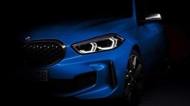 Nuova BMW Serie 1, svelati altri dettagli