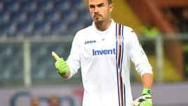 Sampdoria, Audero è tornato in gruppo