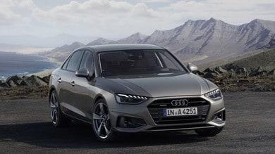 Audi A4 restyling: ibrida e