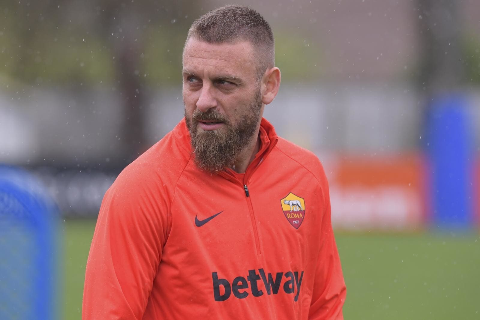 De Rossi, l'audio integrale