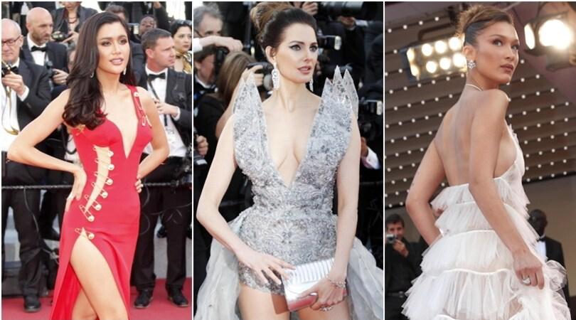 Che bellezza a Cannes: red carpet da incanto tra scollature e spacchi
