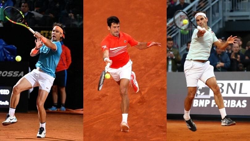 Internazionali d'Italia: il programma odierno e come vedere le partite