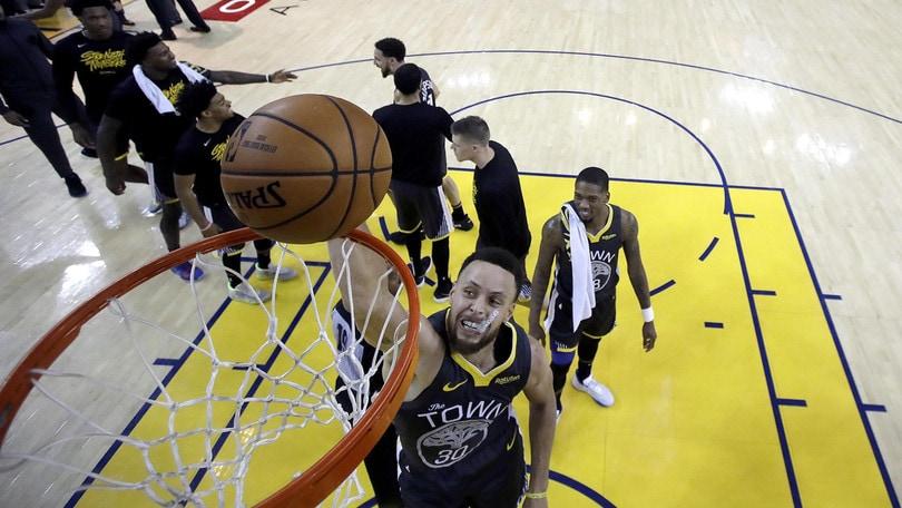 NBA Playoff: Golden State vince ancora, 2-0 nella serie con Portland