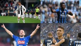 Serie A: tutte le probabili formazioni della 37ª giornata