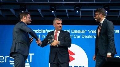 Suzuki premiata al Dealer Day come marchio più apprezzato dai rivenditori
