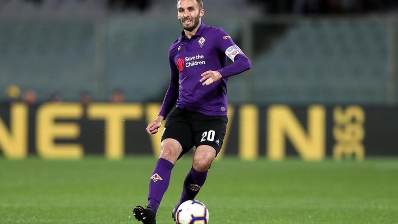 Fiorentina, Pezzella prova ad esserci contro il Parma