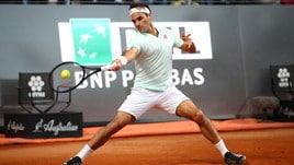 Federer si ritira dagli Internazionali: «Spero di tornare il prossimo anno»