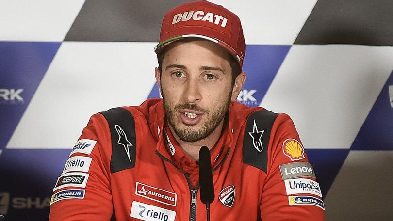Dovizioso: «A Le Mans il feeling non è ottimo»