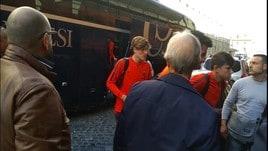 La Roma parte per Reggio Emilia: ultima trasferta di De Rossi