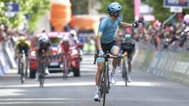 Pello Bilbao vince la 7ª tappa del Giro d'Italia: battuti Gallopin e Formolo
