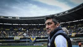 Aglietti: «Verona, niente calcoli»