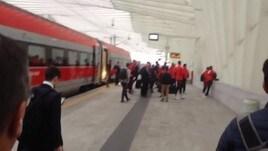 Roma a Reggio Emilia: che accoglienza per De Rossi!