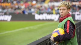 Roma, Cristian Totti perde il derby davanti a papà Francesco. Lazio campione