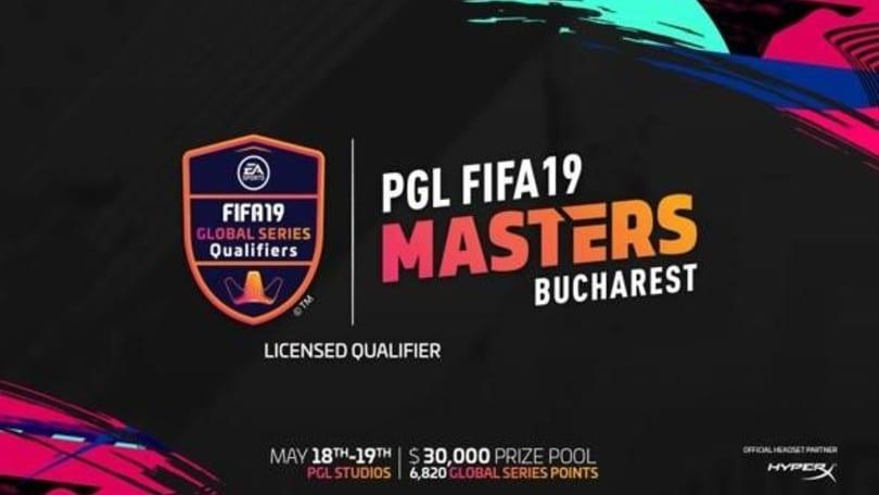 PGL Masters FIFA19: l'Italia va a caccia di conferme