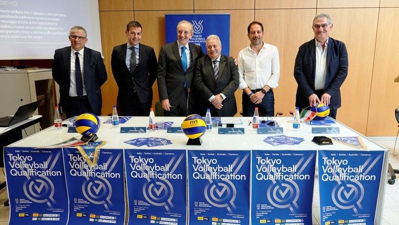 Presentato a Bari il torneo di Qualificazione Olimpica