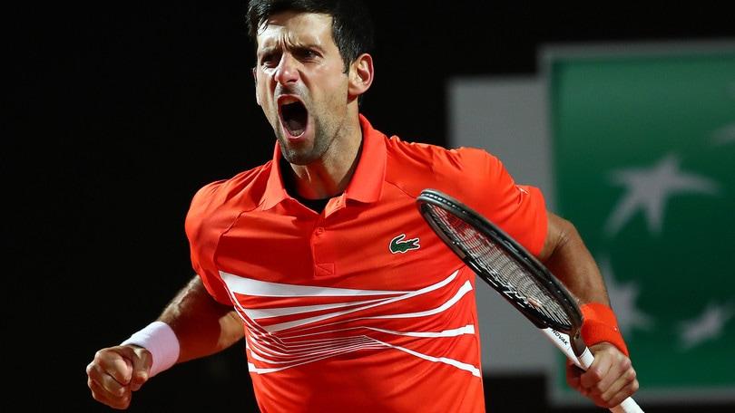 Djokovic immenso, battuto Del Potro. In semifinale affronterà Schwartzman