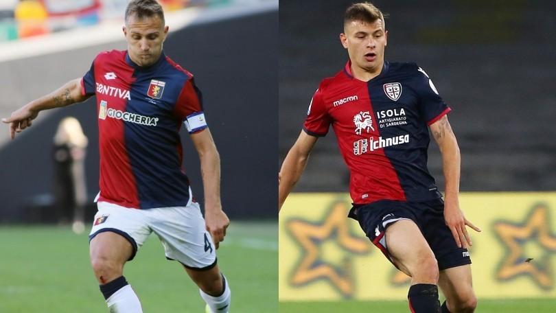 Diretta Genoa Cagliari Ore 18 Come Vederla In Tv E Le Probabili Formazioni Corriere Dello Sport