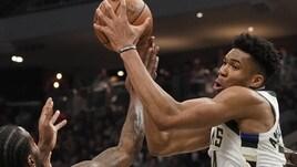 Nba, finale Eastern Conference: Milwaukee si porta sul 2-0
