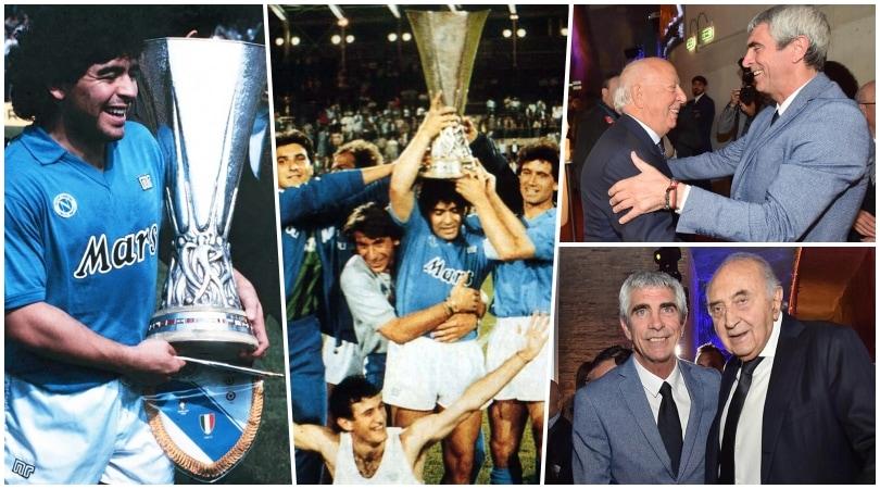 Napoli-Stoccarda 1989: la Coppa Uefa celebrata trent'anni dopo