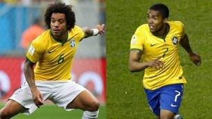 Da Marcelo a Douglas Costa, il Brasile non convocato