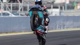 Le Mans, a McPhee la pole in Moto3