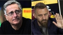 Bonolis: «Auguro a De Rossi di tornare a Roma con una società diversa»
