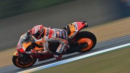 Le Mans: griglia di partenza e orari Tv della MotoGp