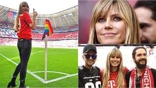 Il Bayern Monaco si prepara alla festa: c'è anche Heidi Klum