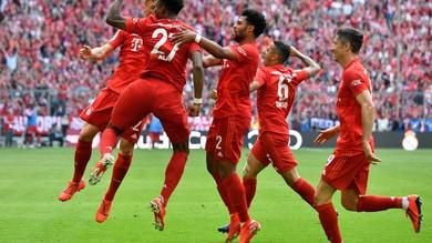 Bundesliga, il Bayern Monaco è campione di Germania