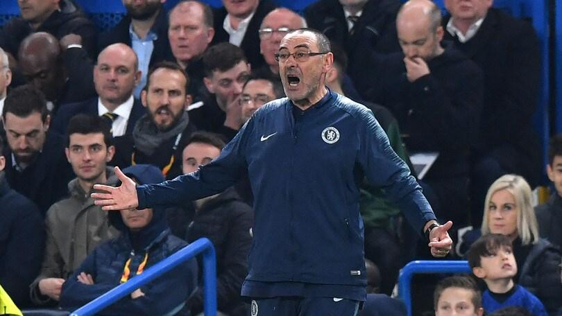 «Chelsea, Sarri chiede garanzie ad Abramovich: addio vicino»