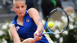 Karolina Pliskova raggiunge la Konta nella finale degli Internazionali