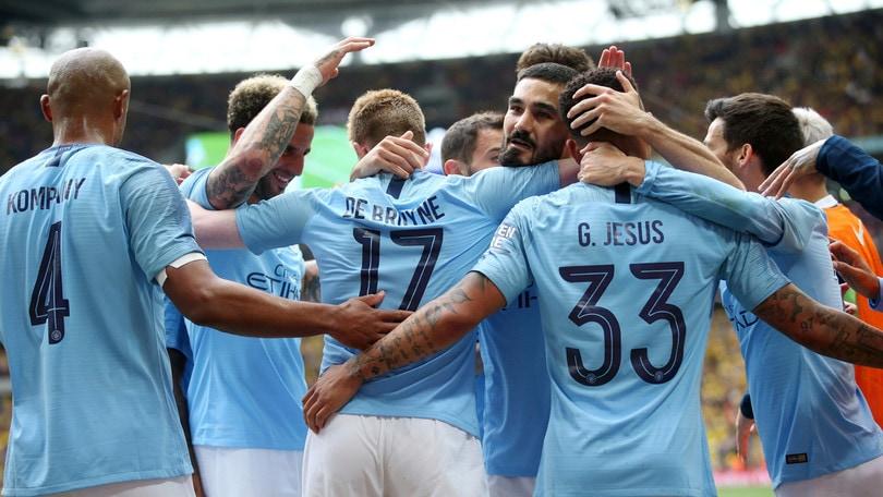 Trionfo Manchester City in FA Cup: 6-0 al Watford!