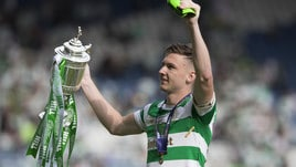 Tierney, terzino sinistro del Celtic dei record: ecco il 50º titolo