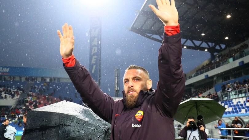 Addio De Rossi, Olimpico sold out per Roma-Parma
