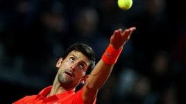 Djokovic vola in finale agli Internazionali d'Italia: sarà sfida contro Nadal