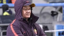 Ranieri: «De Rossi non è sereno. Domenica sarà la sua festa»
